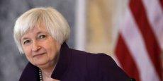 Janet Yellen, présidente du Conseil des gouverneurs de la Réserve fédérale, consdière plus le taux d'emploi que le taux de chômage