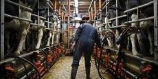 La fédération des laitiers allemands représente un chiffre d'affaire annuel cumulé de 26 milliards d'euros.