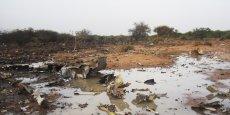 L'enquête judiciaire française sur l'accident d'Air Algérie le 24 juillet dernier révèle une série d'erreurs tragiques. Sur la photo, la zone du crash au nord du Mali, à proximité de la frontière burkinabé.