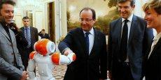 Les robots, au secours de l'économie française ?