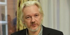Julian Assange est coincé à l'ambassade d'Equateur depuis juin 2012.