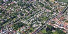 Le quartier de Mouvaux est sorti de terre au lendemain de la guerre d'une initiative patronale qui était déjà innovante à l'époque. Les patrons nordistes voulaient construire des maisons pour leurs salariés avec tout le confort.
