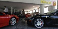 Ferrari s'inspirerait d'Aston Martin, qui a annoncé vouloir porter sur le marché dans les deux années une version électrique de sa Rapide.