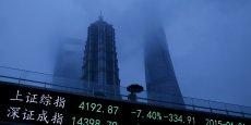 Le gouvernement chinois a pris des mesures afin d'endiguer la panique sur les marchés boursiers dans le pays.