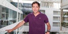 Thomas Baudin, directeur délégué de French Tech Bordeaux