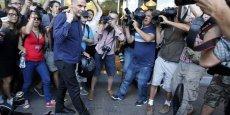Yanis Varoufakis, qui a quitté le gouvernement le 6 juillet, a cherché à minimiser l'importance de son initiative, qu'il a présentée comme un plan d'urgence.