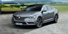Renault Talisman est au coeur de la stratégie de reconquête du haut-de-gamme de Renault.