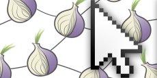 TOR, l'acronyme de The Onion Router, est littéralement traduit en « routeur oignon ».