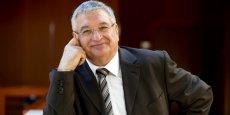 Jacques Auxiette, président de la Région des Pays de la Loire