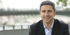 Christophe Najdovski, adoint à la mairie de Paris (élu EELV)