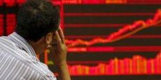 Entre le 17 et le 25 Aout, l'Index de Shangai perd un quart de sa valeur. Ce krach boursier chinois, qui entraine dans son sillage tous les indices mondiaux, est interprété comme un reflet d'un soudain ralentissement chinois.