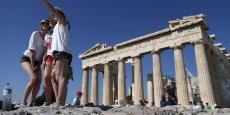 Selon la Confédération du tourisme grec, les réservations de dernière minute ont diminué de 30% depuis l'annonce du référendum.