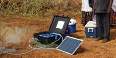Avec son purificateur d'eau, Sunwaterlife veut inonder l'Afrique sub-saharienne