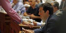Jeudi soir, deux heures seulement avant l'ultimatum posé par l'Eurogroupe, la Grèce a rendu sa copie. Athènes a présenté un programme de réformes pour obtenir un troisième plan d'aide de la zone euro avec entre autres, une hausse de la TVA, une réforme des retraites, et des privatisations d'entreprises publiques.