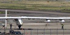 Le Solar Impulse 2 a parcouru 7.200 kilomètres en 117 heures et 52 minutes.
