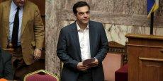 Alexis Tsipras doit faire face à des choix politiques difficiles.