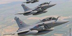 Les contrats Rafale boostent les exportations françaises d'armements