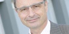 PDG de Sagemcom, Patrick Sevian vise un chiffre d'affaires de 100 millions d'euros pour l'Internet des objets d'ici à 2018.
