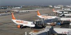 La compagnie britannique revendique plus de 14% de parts de marché en France (hors l'aéroport binational de Bâle-Mulhouse)