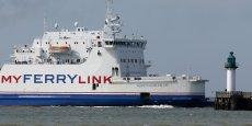 Depuis le 2 juillet, les marins de la Scop SeaFrance retiennent aussi dans le port de Calais deux des navires qu'ils exploitaient, le Berlioz et le Rodin,  qui ont été vendus par Eurotunnel à DFDS.