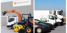 La société Hitech Software est spécialisée les logiciels de gestion de véhicules.