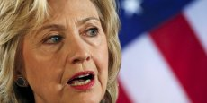 La candidate à l'investiture du Parti démocrate pour l'élection américaine de 2016 est désormais en tête dans les sondages.