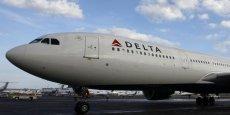 Delta Airlines tente de renforcer ses lignes vers l'Asie où il est dominé par United Continental.