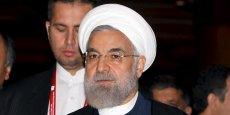 Hassan Rohani, président iranien depuis août 2013, a engagé son pays dans la voie des négociations, conduisant à l'accord signé début juillet sur le nucléaire et qui devrait lever l'embargo qui étrangle l'économie iranienne.