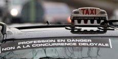 Dans un communiqué, l'intersyndicale de taxis relève que l'intervention de M. le ministre de l'Economie dans un domaine qui n'entre pas dans ses compétences est pour le moins surprenante.