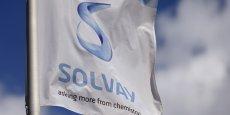 Le chimiste belge Solvay est un des leaders mondiaux du secteur.