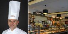 William Galzin incarne la 3e génération de boulangers de la famille.