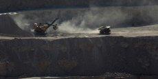 Le secteur des matières (métaux/mines) devrait diminuer ses investissements de 14% cette année.