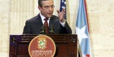 Le gouverneur de Porto Rico, Alejandro García Padilla, a déclaré à la fin du mois de juillet que l'île était dans l'impossibilité de payer ses dettes.