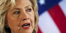Hillary Clinton juge qu'il ne s'agit pas d'un bon traité.