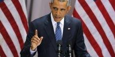 Le président a toutefois tenu à rassurer: si les Iraniens trichent sur le nucléaire, nous pourrons les attraper et nous le ferons, a-t-il mis en garde.