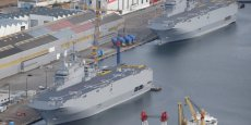 La France récupérera la pleine propriété des deux Bâtiments de projection et de commandement (BPC) après avoir intégralement remboursé Moscou, a expliqué l'Elysée.
