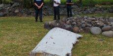 Aujourd'hui, 515 jours après la disparition de l'avion, c'est le coeur lourd que je dois vous annoncer qu'une équipe internationale d'experts a conclu que le débris trouvé sur l'île de la Réunion provient effectivement du vol MH370, a annoncé le Premier ministre malaisien