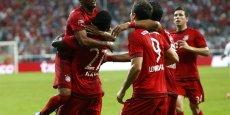 Le Bayern de Munich déploie ses ailes en Chine. Le club bavarois vient d'ouvrir des bureaux à Shanghai.