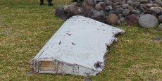 Ce morceau d'aile d'avion, dit flaperon, a relancé l'enquête sur le mystère de la disparition du vol MH370 de Malaysia Airlines.