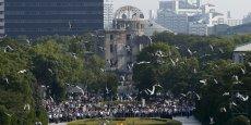 Une minute de silence a été observée ce matin par des dizaines de milliers de personnes.