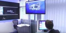 L'entreprise de conseil Accenture développe, dans son showroom de Sophia Antipolis, l'agence bancaire du futur