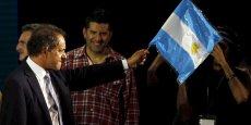 Daniel Scioli est arrivé en tête des primaires argentines.