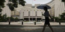 La banque centrale de Chine a dit viser une dépréciation exceptionnelle de près de 2%.