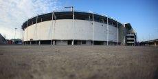 Le stadium de Toulouse va faire l'objet de nouveaux aménagements d'ici à 2023.