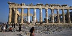 La forte poussée du PIB au deuxième trimestre s'est appuyée sur de bonnes ventes de détail et sur le début solide de la saison touristique précise l'agence nationale des statistiques grecque.