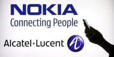 Lea fusion Alcatel-Nokia avait été annoncée en avril 2015.