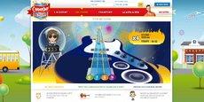 Un des jeux en ligne qui a été développé par l'entreprise bordelaise.
