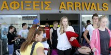 La privatisation des aéroports fait partie de l'accord avec les créanciers du pays voté le 14 août par le Parlement grec. En Crète, l'aéroport de La Canée (Chania) est concerné par l'opération; il est situé à 150 km à l'est de celui d'Héraklion (photo) le principal de cette île grecque.