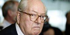 Le président d'honneur du Front national a été évincé ce jeudi du parti politique qu'il avait fondé en 1972