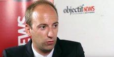 Pierre-Luc Besançon est directeur commercial du groupe immobilier Acantys